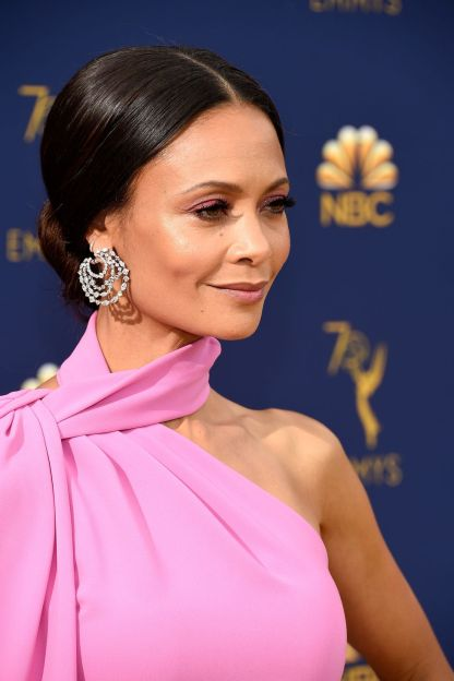 Thandie Newton makeup